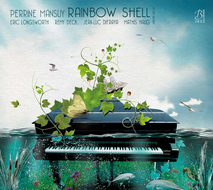 Cover of Rainbow shell