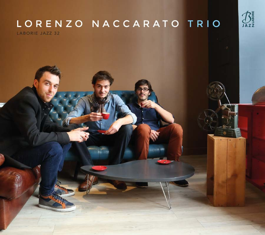 Cover of Lorenzo Naccarato Trio