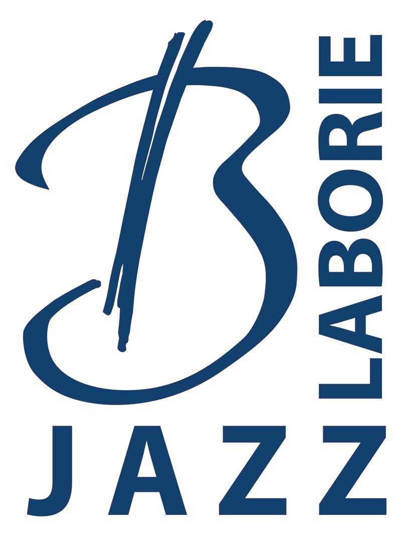 laborie jazz logo bleu